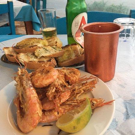 Aptera, اليونان: Aptera Restaurant