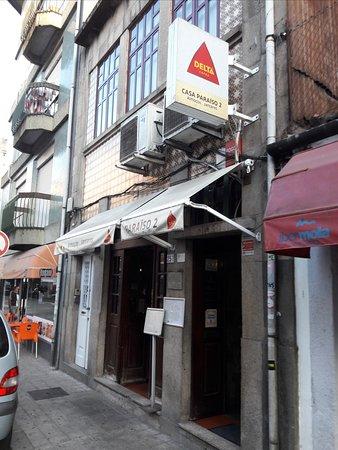 ristorante Casa Paraiso  2 Porto: a vista externa