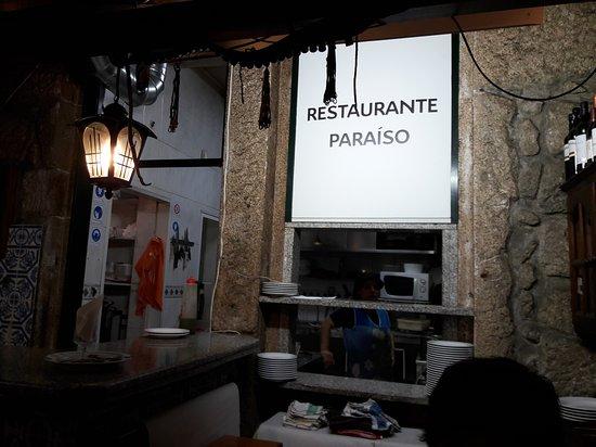 ristorante Casa Paraiso  2 Porto: detalhe da área interna
