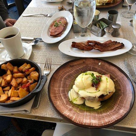 Fabulous breakfast