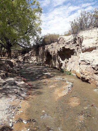 Parque Nacional El Leoncito: Recorrido