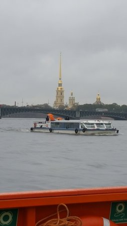 Neva Embankments Photo