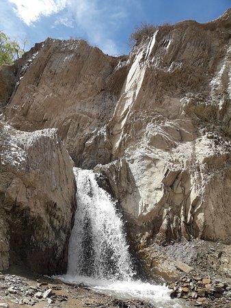 Parque Nacional El Leoncito: Cascada