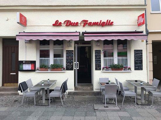 Le Due Famiglie Berlin Spandau Restaurant Bewertungen Telefonnummer Fotos Tripadvisor