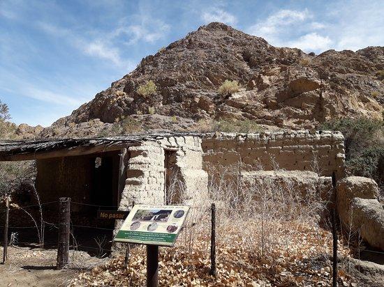 Parque Nacional El Leoncito: Antiguo refugio