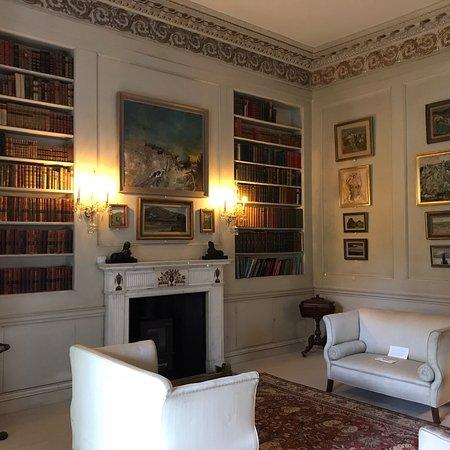 Mottisfont, UK: Interior of the house