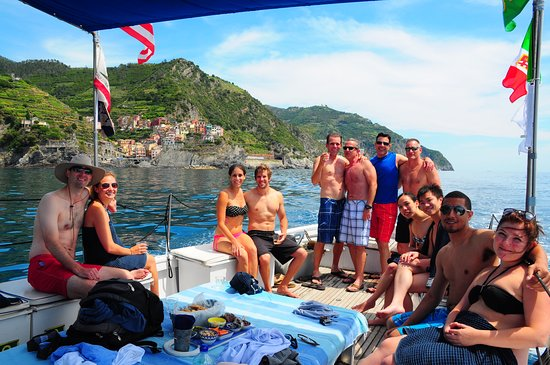 Angelo's Boat Tours - Cinque Terre Boat Tours