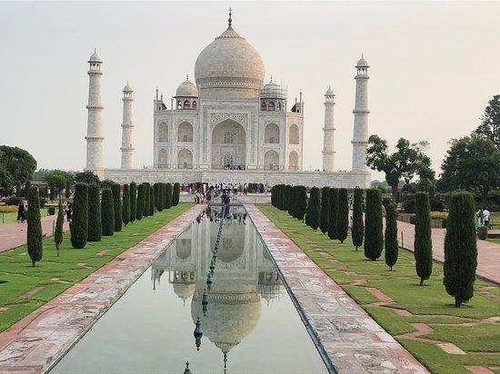 Trinetra Tours: Thaj Mahal