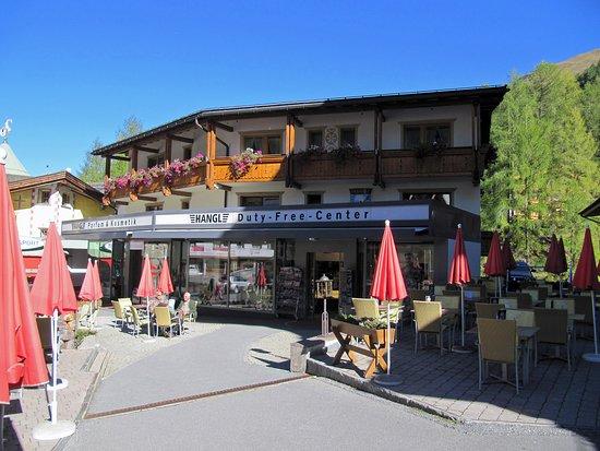 Samnaun, Switzerland: Annex building