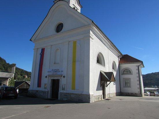 Zupnijska Cerkev Spreobrnitve sv. Pavla
