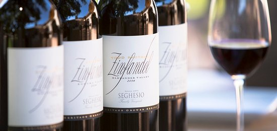 Zindandel wine tasting in Healdsburg, Dry Creek Valley