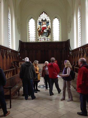 Hartlebury, UK: church