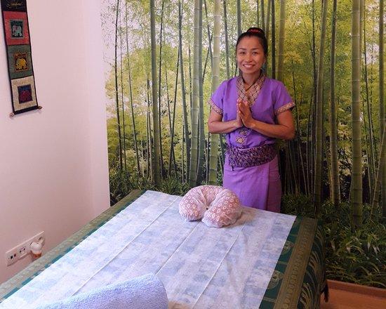 Sukhothai masaż tajski
