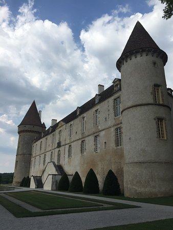 Bazoches, ฝรั่งเศส: Façade extérieure