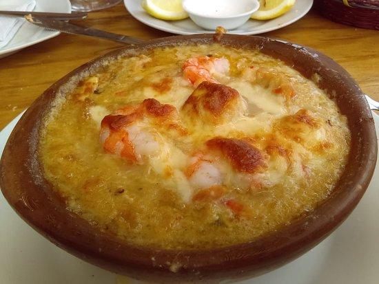 Las Cruces, Chile: Pastel Bellavista