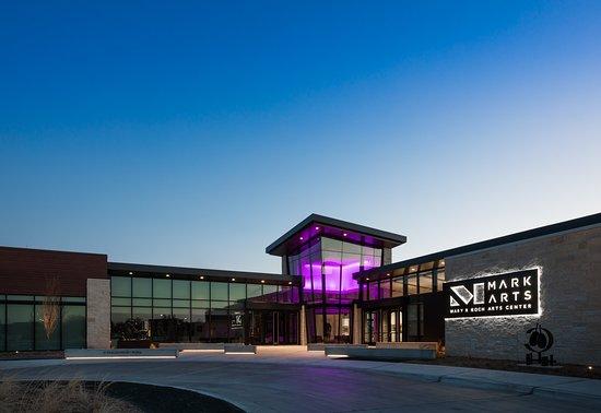 Wichita, Kansas: Front of building