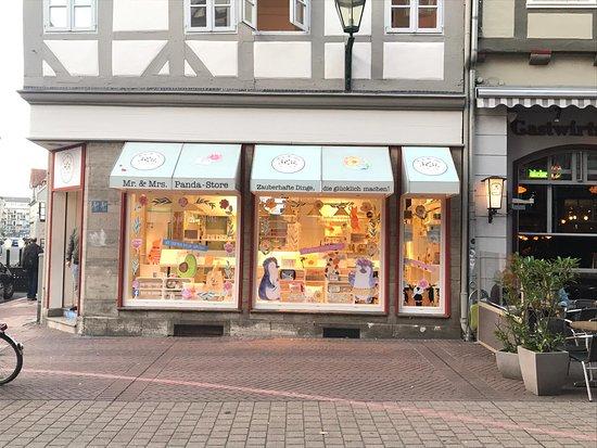 Mr. & Mrs. Panda Store