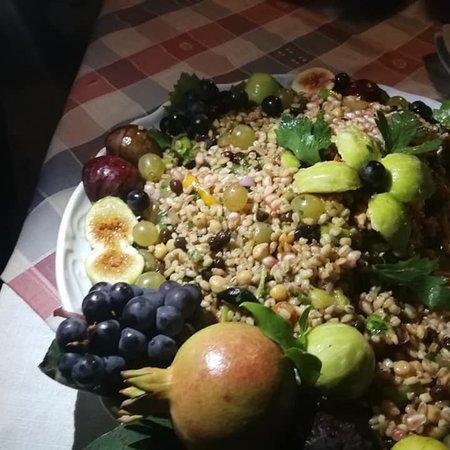 Agriturismo Il Melograno: Degustazione