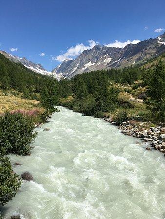 Blatten, Ελβετία: Rivière