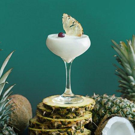 Cactus Club Cafe: Piña Colada (dairy-free)