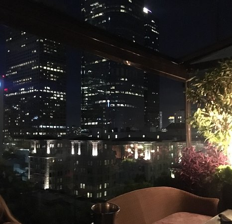 View From Perch Dtla Restaurant Picture Of Perch Los