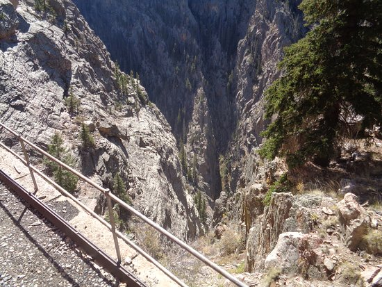 Cumbres & Toltec Scenic Railroad: The Gorge!