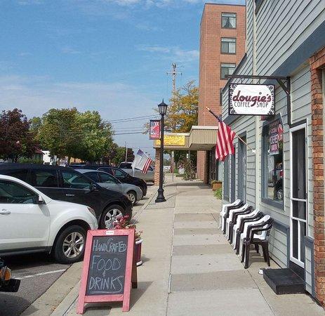 Davison, MI: Dougie's Street Signs