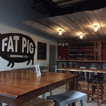 Fat Pig Brewing Company