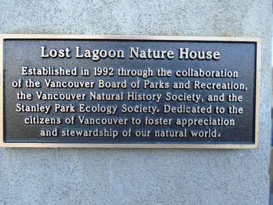 Stanley Park Nature House