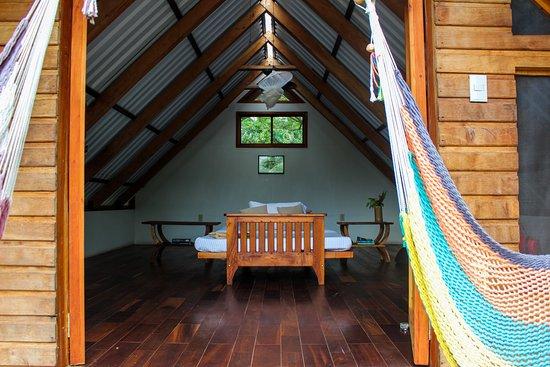 Balgue, Nicaragua: Top floor bedroom