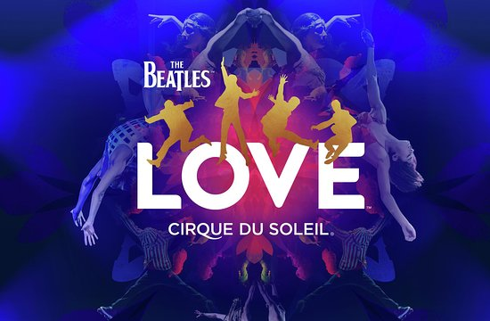 ‪The Beatles - Love - Cirque du Soleil‬