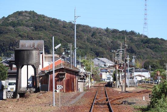 Koka Chosuiso (Kanasashi Station)