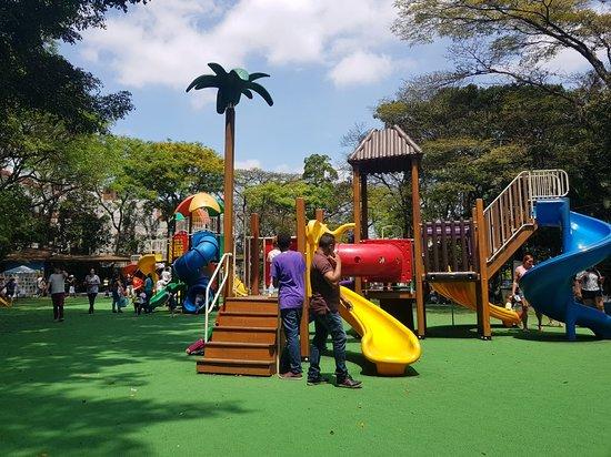 Parque das Hortencias