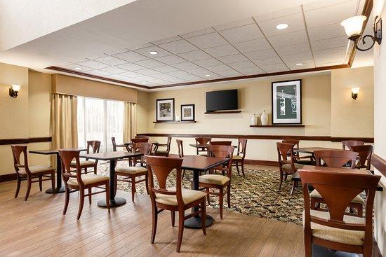 Duncan, OK: Lobby Dining Area