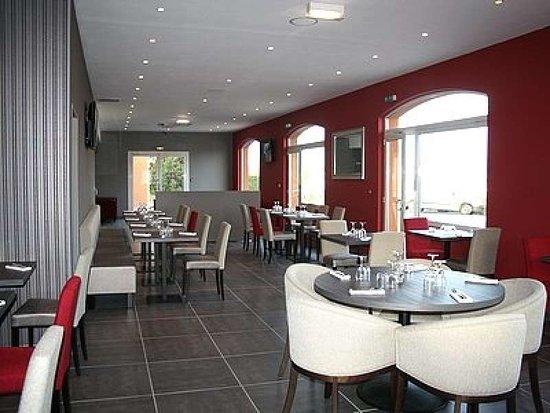 L'Arbresle, Frankrike: Restaurant