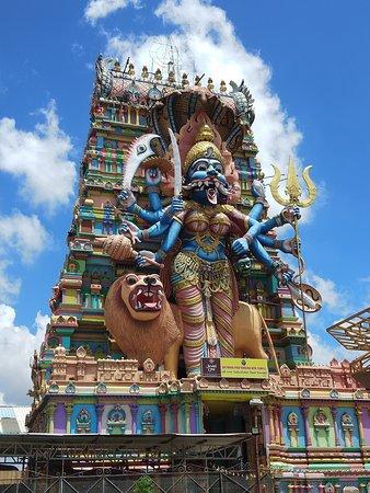 Sri Maha Pratyangira Kalika Devi Alayam