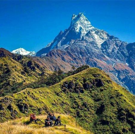 Travel himalaya Nepal Treks