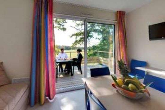 Richelieu, Frankreich: Guest room