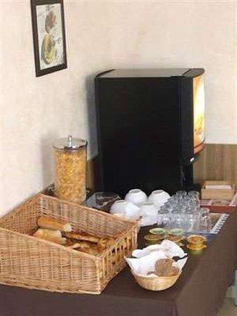 Andilly, Prancis: Restaurant