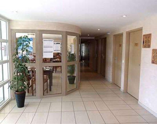 Andilly, Prancis: Lobby view