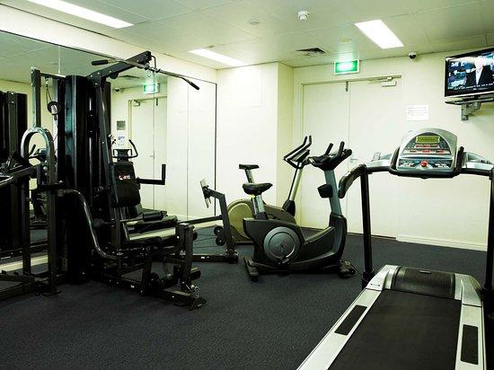 Rosehill, Australia: Gym