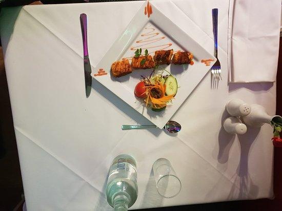Buntingford, UK: Viceroy Restaurant