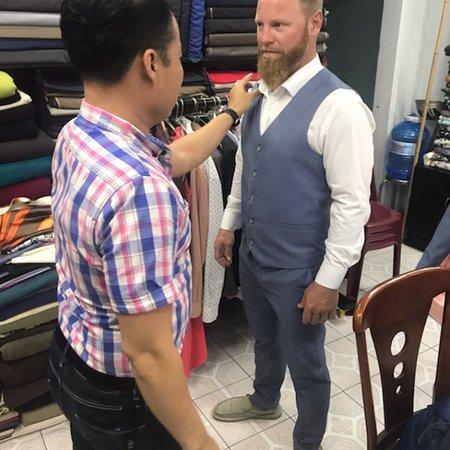 Surprise Tailor Hoi An Fotografie