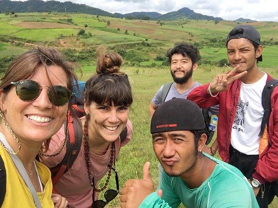 Green Land Trekking Kalaw Foto