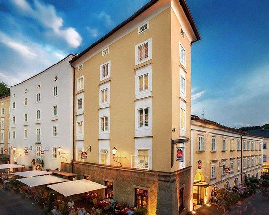 Star Inn Hotel Premium Salzburg Gablerbrau Austria