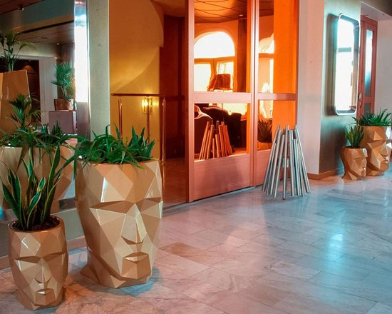 Hudiksvall, Suécia: Hotel lobby