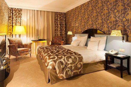 Hotel Parc Belair, hôtels à Luxembourg