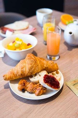 Le Relecq-Kerhuon, Prancis: Restaurant