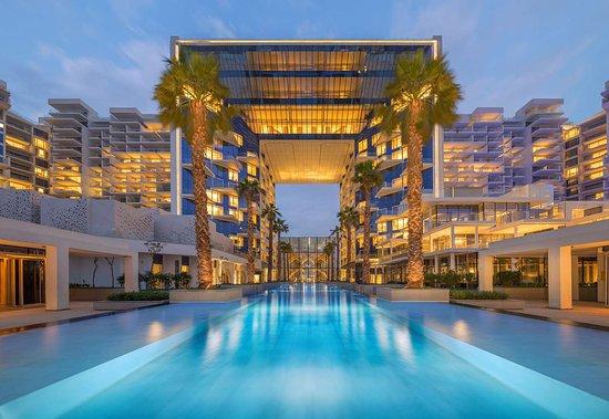 Map of Dubai Hotels and Attractions on a Dubai map TripAdvisor