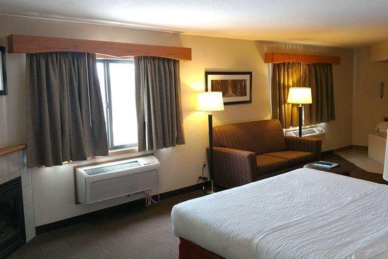 Iron River, MI: Guest room